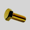 14BA x 1/4 Brass Hex c/t Pack 100
