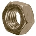 6BA Brass Full Nut Pack 50